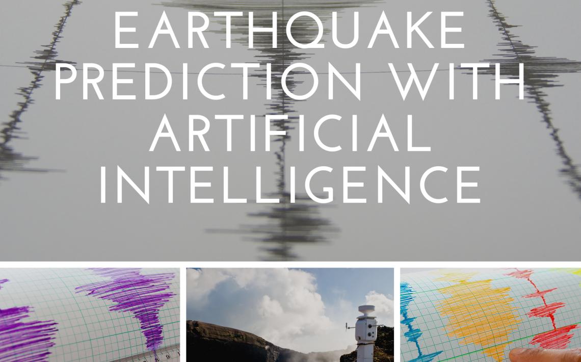 earthquake prediction with ai